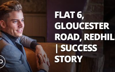 Flat 6, Gloucester Road, Redhill | Success Story