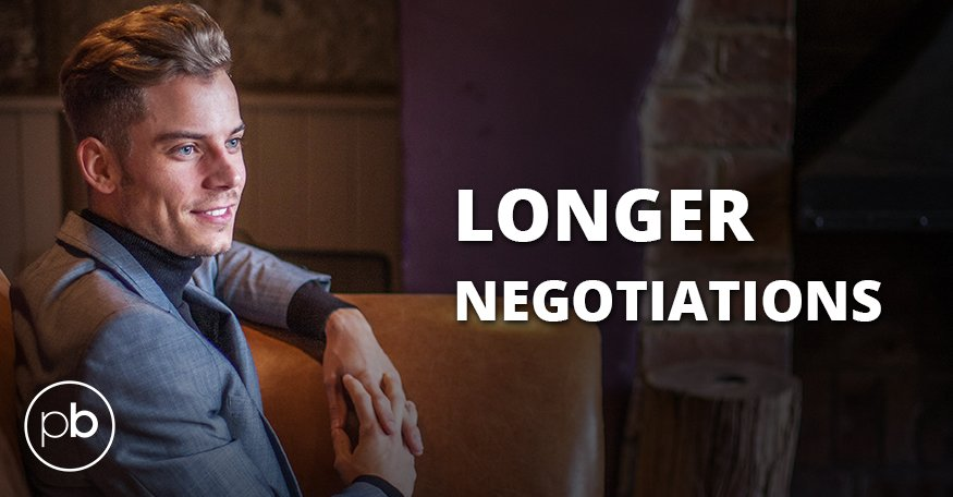 Longer Negotiations